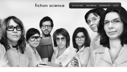 Fiction Science Labor spot