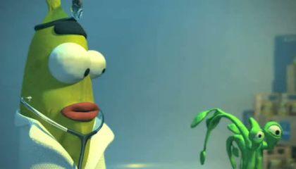 Heti Daazo - Oliver Kling: Dr. Banán kalandjai