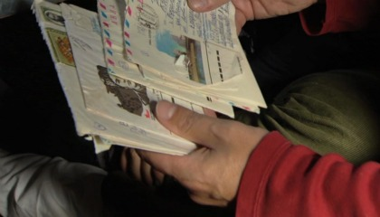 A szovjet levelezőpajtás