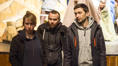 Így készül az Utóélet - Zomborácz Virág első filmjének forgatásán jártunk