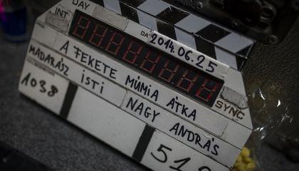A Fekete Múmia Átka - készül Madarász Isti tévéfilmje
