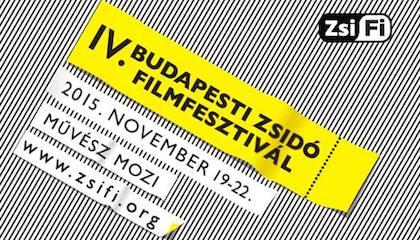 IV. Budapesti Zsidó Filmfesztivál